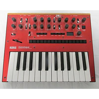 Korg MONOLGOUE Synthesizer