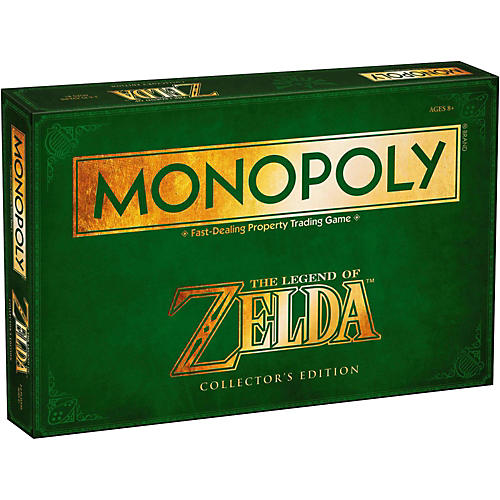 USAOPOLY MONOPOLY The Legend of Zelda