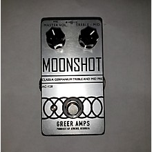 Greer Amplification MOONSHOT Pedal