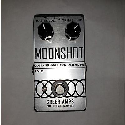 Greer Amplification MOONSHOT Pedal