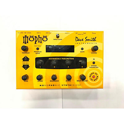 Sequential MOPHO Synthesizer
