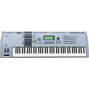 Yamaha MOTIF ES7 76-Key Music Production Synthesizer