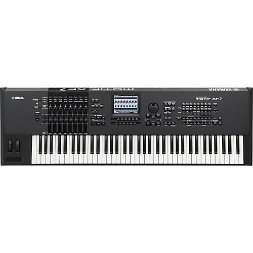 Yamaha MOTIF XF7 76-Key Music Production Synthesizer