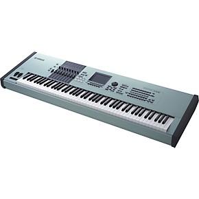 Yamaha MOTIF XS8 Music Production Synthesizer Workstation