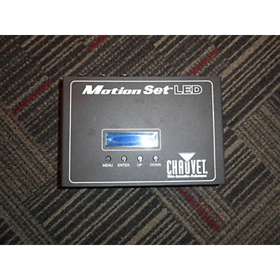 CHAUVET DJ MOTIONSET LED Lighting Controller
