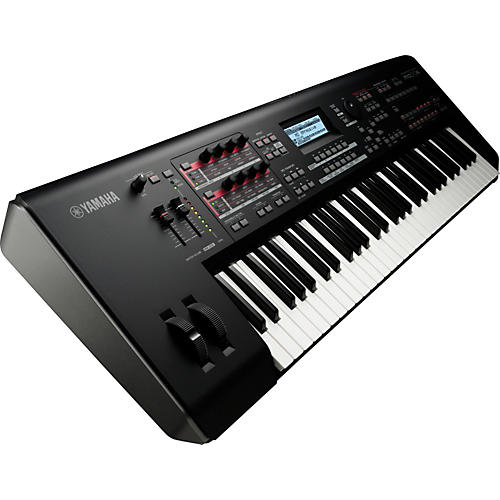 yamaha mox6 61 key semi weighted music production synthesizer workstation musician 39 s friend. Black Bedroom Furniture Sets. Home Design Ideas