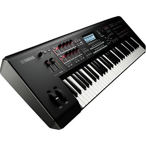 Yamaha MOX6 61-Key Semi-Weighted Music Production Synthesizer Workstation