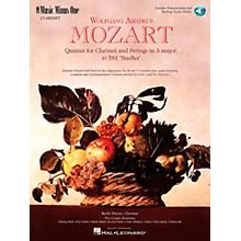Hal Leonard MOZART Quintet in A major, KV581