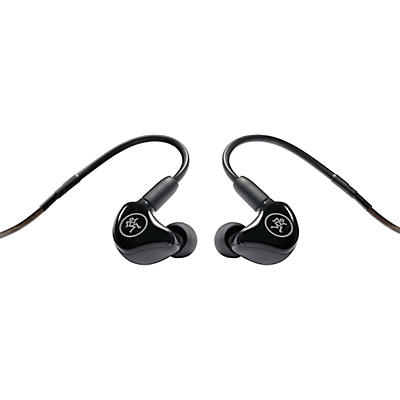 Mackie MP-120 BTA Single Dynamic Driver In-Ear Monitors