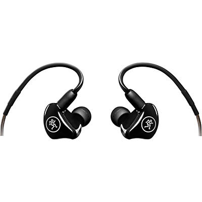 Mackie MP-220 Dual Dynamic Driver Professional In-Ear Monitors