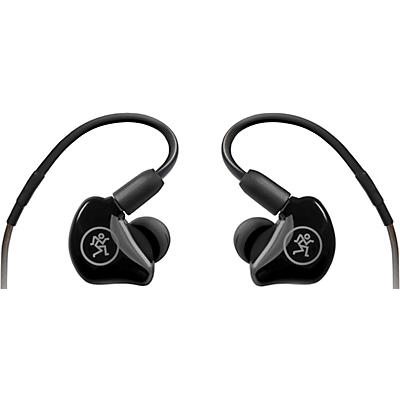 Mackie MP-240 BTA Dual Hybrid Driver In-Ear Monitors with Bluetooth Adapter