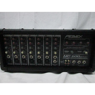Peavey MP-600 Powered Mixer