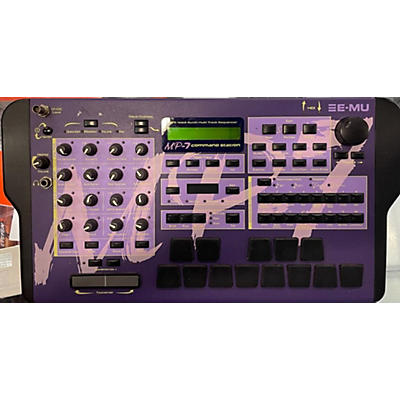 E-mu MP-7 COMMAND STATION Production Controller