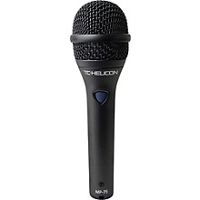 Open Box TC Helicon MP-75 Dynamic Handheld Microphone with Helicon Control Switch