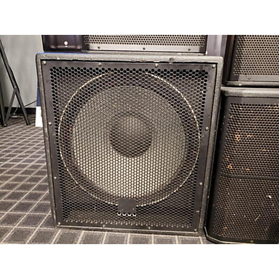 JBL MP418S 18IN SUB Unpowered Subwoofer