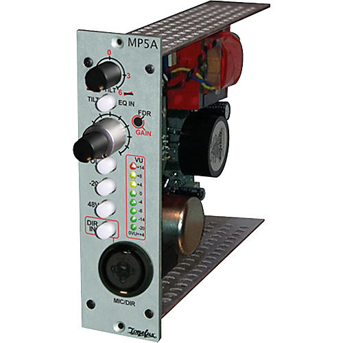 Tonelux MP5A All-Discrete Mic Preamp