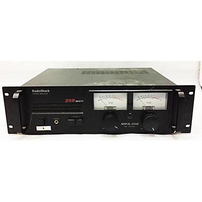 Radio Shack MPA-250 Power Amp