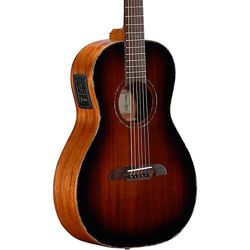 Alvarez MPA66ESHB Parlor Acoustic-Electric Guitar