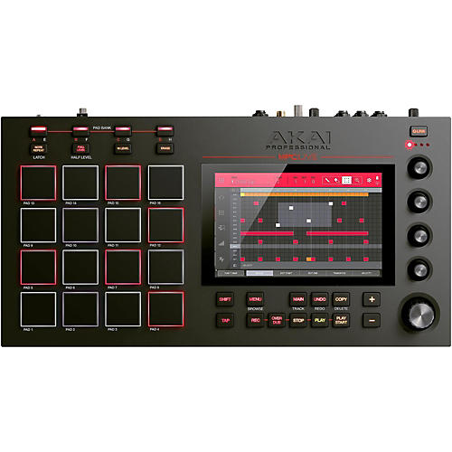 MPC Live Controller