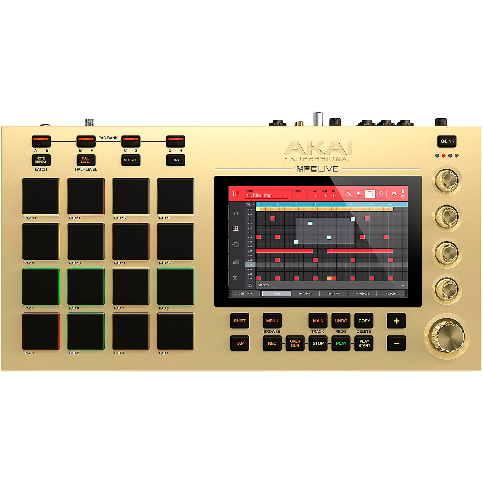 Akai Professional MPC Live Gold Controller