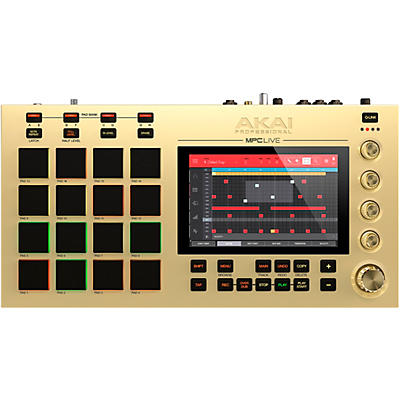 Akai Professional MPC Live Gold Controller