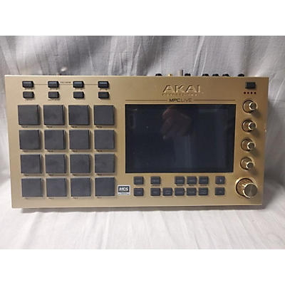 Akai Professional MPC Live Gold Edition Production Controller