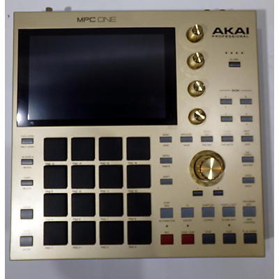 Akai Professional MPC One Gold Edition Production Controller