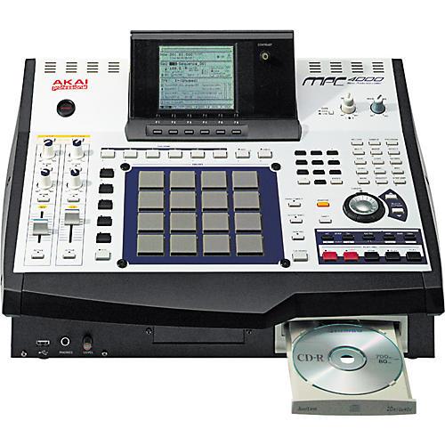 Akai Professional MPC4000 Studio D Production Station