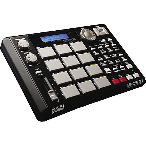 MPC500 Portable Music Production Center