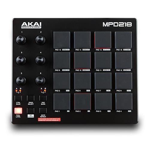 Akai Professional MPD218 Pad Controller Condition 1 - Mint