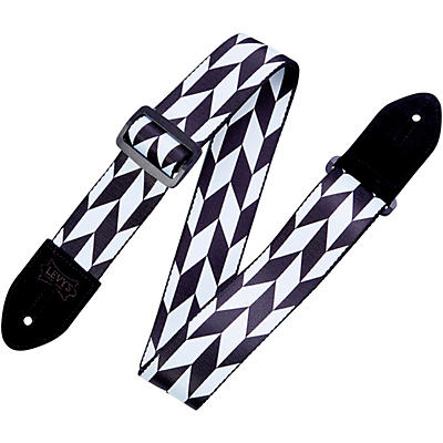"Levy's MPF2 2"" Polyester Guitar Strap"