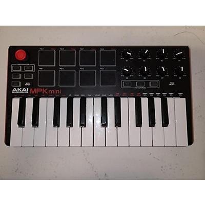 Akai Professional MPK Mini MKII MIDI Controller