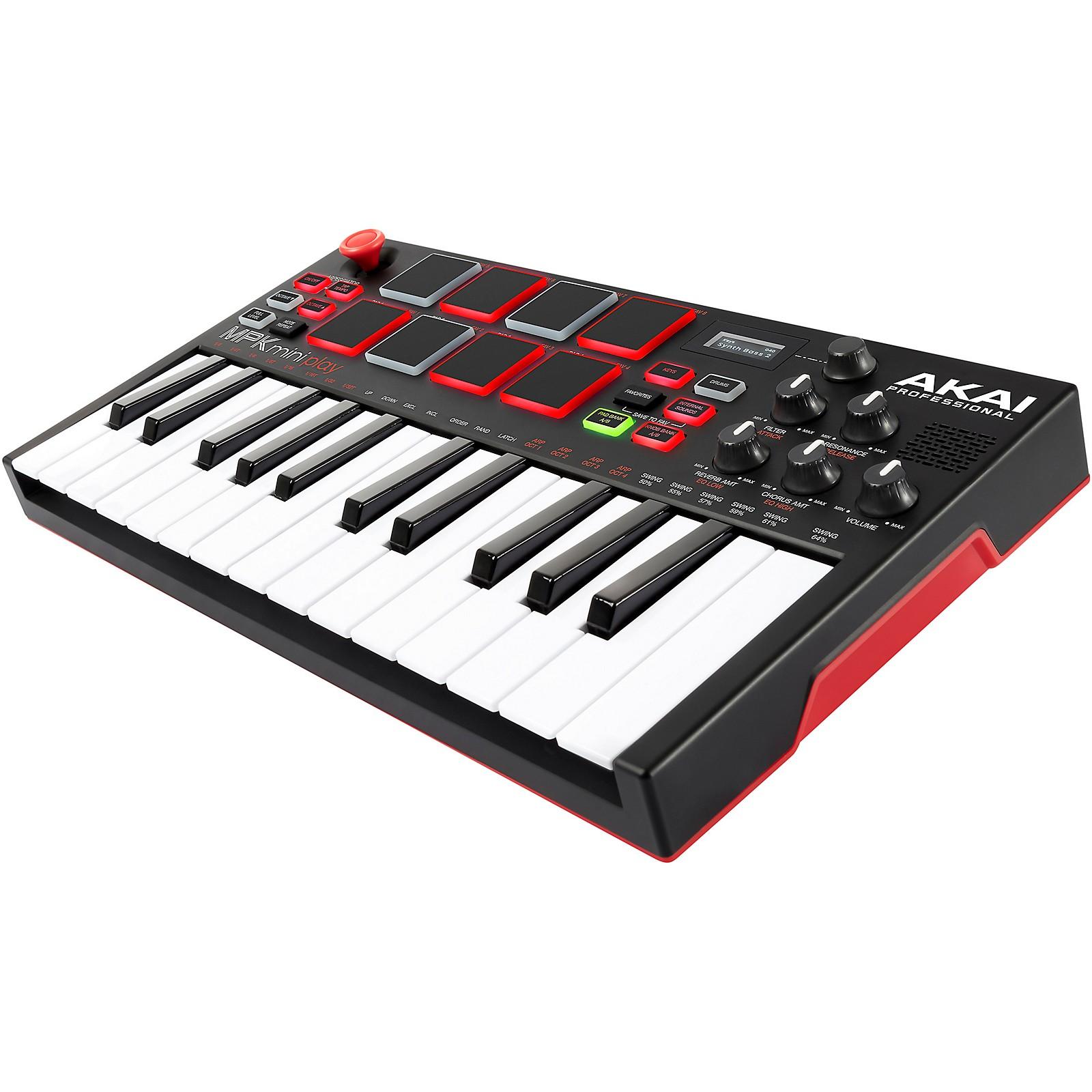 Akai Professional MPK Mini Play Keyboard Controller