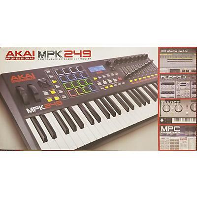 Akai Professional MPK249 49 Key MIDI Controller