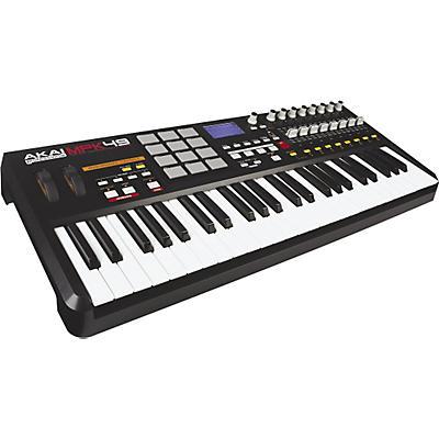 Akai Professional MPK49 Keyboard USB MIDI Controller