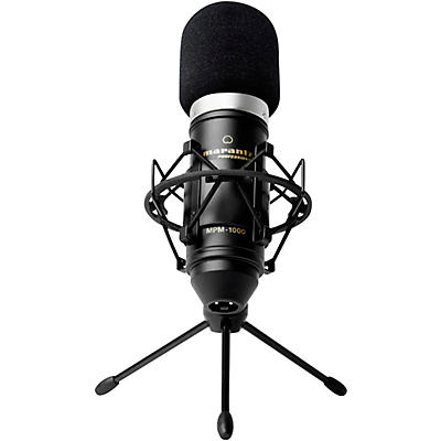 Marantz Professional MPM-1000 Studio Condenser Microphone