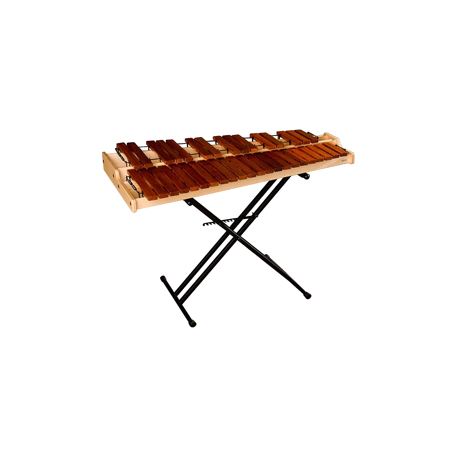 Marimba Warehouse MPM Maxey 3-Octave Practice Marimba with Stand