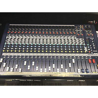 Soundcraft MPM20/2 Line Mixer