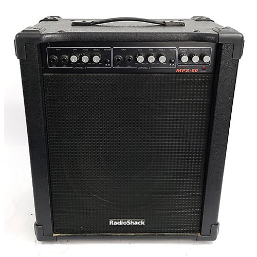 MPS 50 Guitar Combo Amp