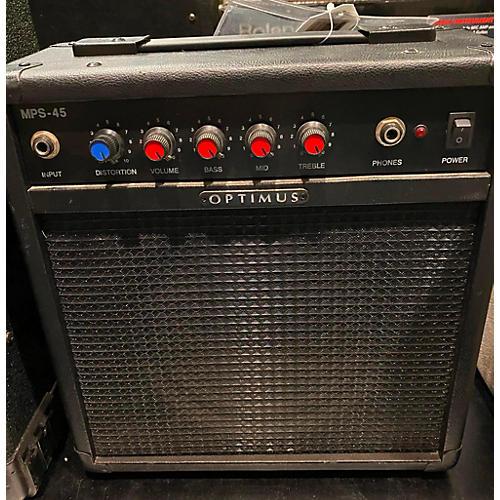 Optimus MPS45 Guitar Combo Amp