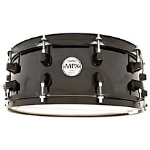 MPX Maple Snare Drum 14 in. x 5.5 in. Black