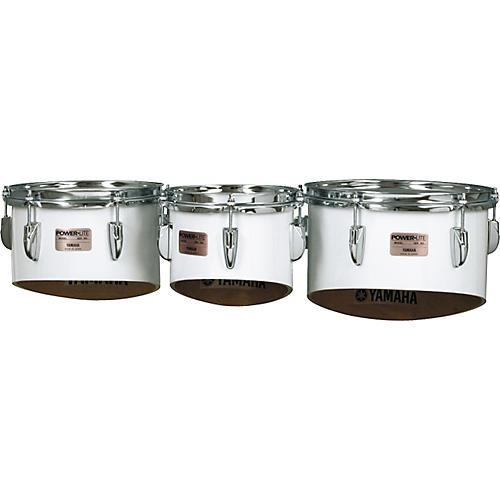 Yamaha MQL802W Power-Lite Marching Tom Trio