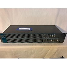 Ashly Audio MQX2310 Dual 31-Band Graphic Equalizer