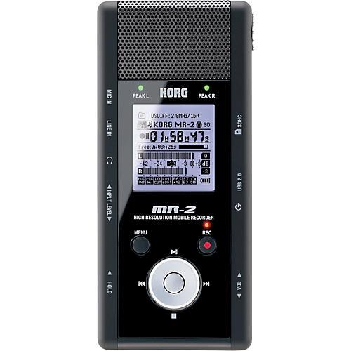 Korg MR-2 High-Resolution Mobile Recorder