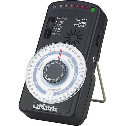 Matrix MR-800 Quartz Metronome