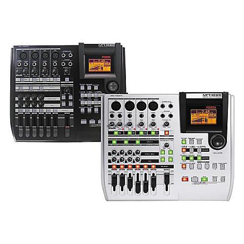 fostex mr 8hd 8 track digital recorder with 40gb hard drive musician 39 s friend. Black Bedroom Furniture Sets. Home Design Ideas