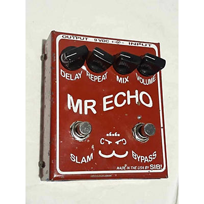 SIB Systems MR. Echo Effect Pedal