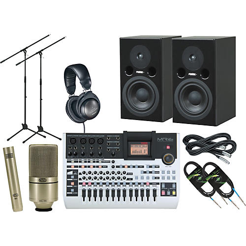 Fostex MR16HD Recording Package