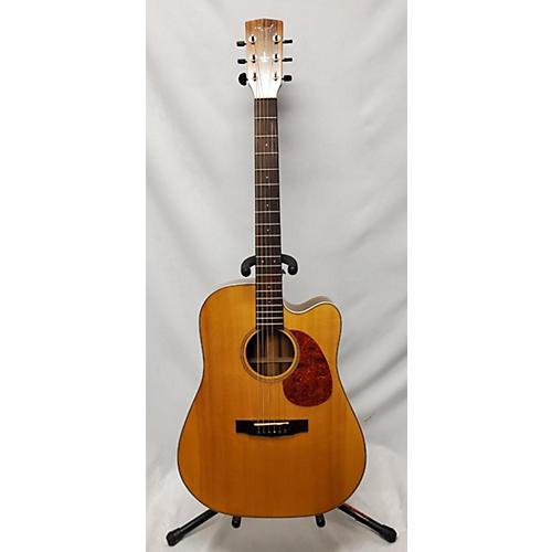 Cort MR710F Acoustic Electric Guitar Natural