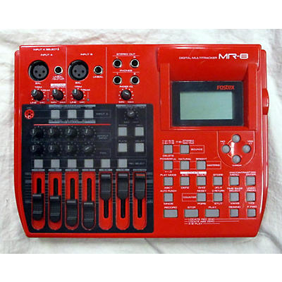 Fostex MR8 MKII MultiTrack Recorder